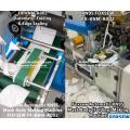 Automatic KN95 Mask Body (Folding Type) Making Machine