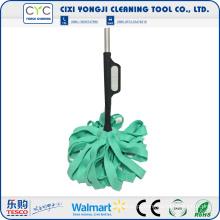 Alta qualidade baixo preço eco fácil limpeza torção esfregão