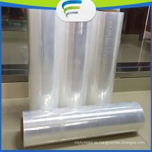 Película de bandas de estiramiento para uso manual