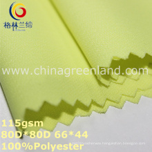 Dyeing 100%Polyester Chiffon Fabric for Woman Blouse (GLLML321)