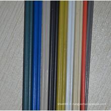 Tige de soudure de PVC pour le récipient de soudure et le réservoir