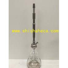 Narguilé Shisha Chicha Fumer Pipe Narguilé Accessoires Aluminium Tige