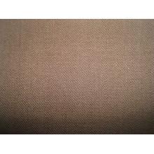 Tissu en toile de laine en polyester