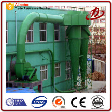 Deduster machine cyclone pre filter