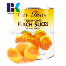 Many Grain Big Yellow Peach Canned Fruit