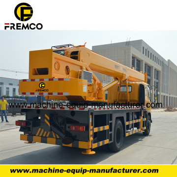 Heavy Lifting Dongfeng Hydraulic Truck Crane