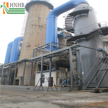 Widely Used Wet Spray Tower Smoke Scrubber