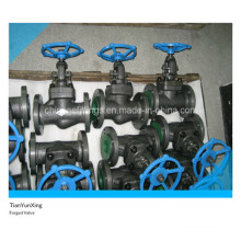 A105n ANSI Flanged Carbon Steel forged Globe Valve