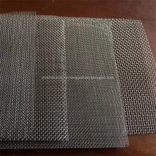 Rollo de malla de alambre de acero inoxidable de 60 mallas