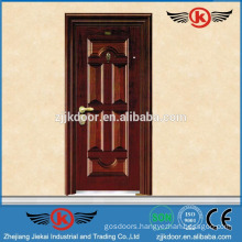 JK-S9227 hot used entry metal safety doors
