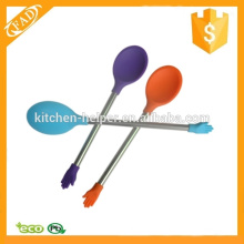 Soft and Flexible Silicone Coffee Spoon