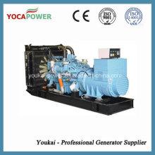 Motor diesel Mtu 400kw / 500kVA gerador de energia conjunto
