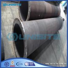 Longitudinally Welded straight steel pipes saw