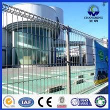 Galvanisierter Doppelkreis-Stahldraht-Zaun von Anping Deming-Fabrik