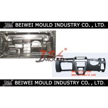 Molde de painel de instrumento automático de injeção de plástico OEM de alta qualidade