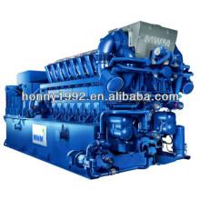 Centrale électrique de gazoduc de 200kW