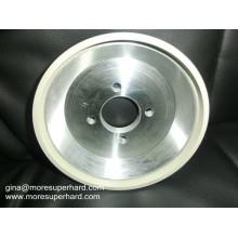 Superabrasive wheels for CNC tool grinder 11A2