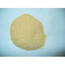 Gránulos de ajo de buena calidad de exportación chino