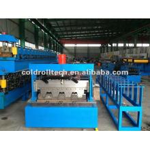 Máquina de prensagem de piso decks