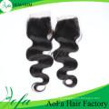 2016 Guangzhou neue unverarbeitete lose Welle reines Haar Menschenhaarverlängerung