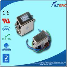 Einphasen-2-Stufen-Wechselstromfilter