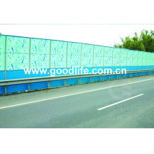 Polycarbonate Sheet For Highway Sound Insulation - 2
