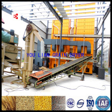 Low-Temperature Drying Pea Drying Machinery