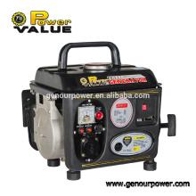 Значение мощности Маленький портативный 24-вольтовый портативный бензиновый генератор 950