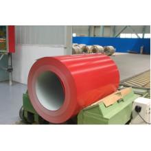 Dicke: 0,15-0,8mm Breite: 800mm-1250mm Stahlspule