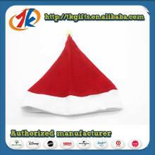 Дешевой цене забавная Новогодняя игрушка шляпа для детей