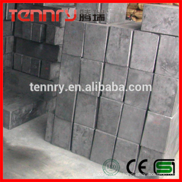 Shandong Tennry Supplier Graphite Block Price Per Kg for Sale