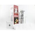 High Quality 0.5 Litre Customized Color 100% Aluminum Cream Whipper Dispenser