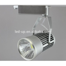 100mm interior accent lighting COB spot led track light 20w made in China