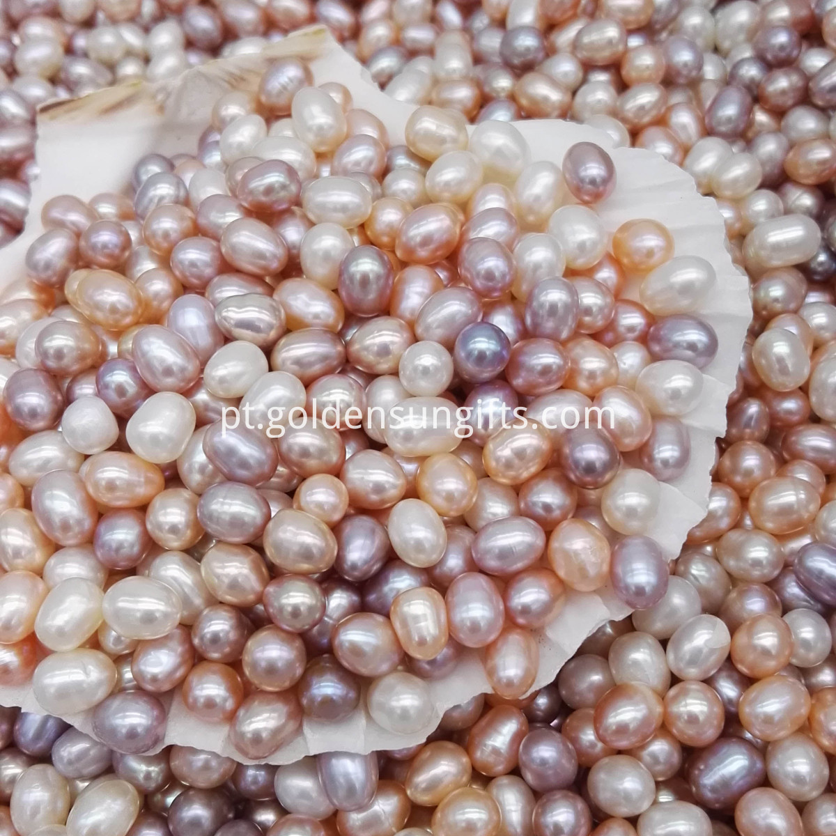 Real Freshwater Pearl Beads