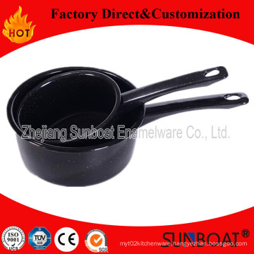 Sunboat Ladle Cookware Enamelware Sauce Pot