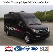 Dongfeng tipo B Pull-Type Caravana de viaje Remolque Euro5