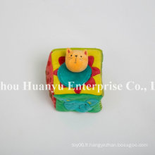 Fourniture d'usine de jouets en peluche neufs conçus pour bébés