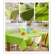 100% Polyester 300d Minimatt Fabric 160GSM Upholstery Cloth Table Cloth