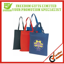 Customized Logo Printed Cotton Promotional Canvas Bag