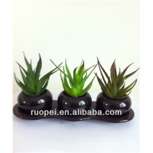 2014 Hot Mini Artificial Potted Succulent Plant