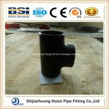 Pipe Fittings SA234 WPB Reducing Tee