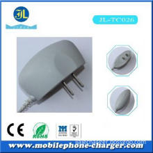 2014 promotion power charger best prize sivler white wall charger