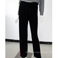 Custom high quality 100% cashmere sweatpants for women