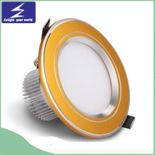 Couleur or 3-18W 85-265V LED Downlight