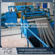brilliant quality automatic slitting machine production line with high graded superiority