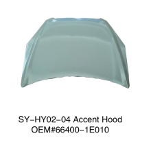 Hood For Hyundai Accent