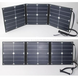 Multipurpose Folded Solar Panel