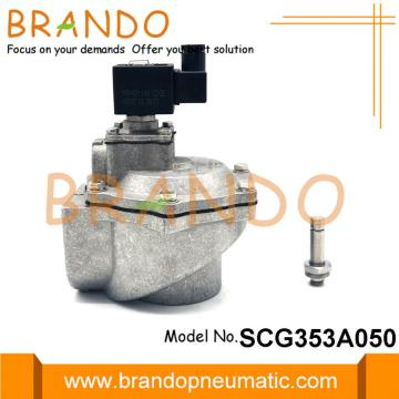 G2 '' SCG353A050 ASCO Penggantian Dust Collector Pulse Valve