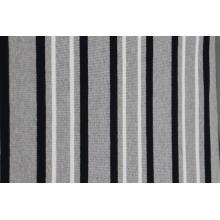 32S Cotton Polyester Spandex Stretch 1x1 Rib Fabric