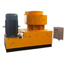 Máquina de pelletizador de pellets de madera